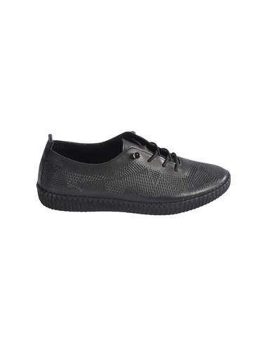 Voyager 7892 Kadın Günlük Ayakkabı Siyah